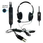 ANR aviation headset