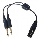 adapter airbus headset to general aviation headset