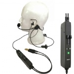 ANR AH-L2 in ear aviation headset