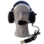 PNR aviation headset AH-3000