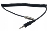 5 pin mini xlr Quick Disconnect Cables for 2-way radio connection