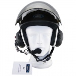 Yueny paragliding helmet with headset YPHH-2000W