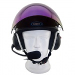 Yueny paragliding helmet with headset YPHH-4000F