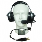 ANR aviation headset ANR AH-2080
