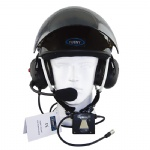 ANR Yueny paragliding helmet with headset YPHH-2000F