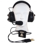 ANR aviation headset ANR AH-4080